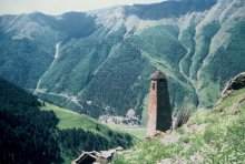 Watchtower, Upper Tusheti